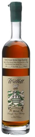 Willett Straight Rye Whiskey